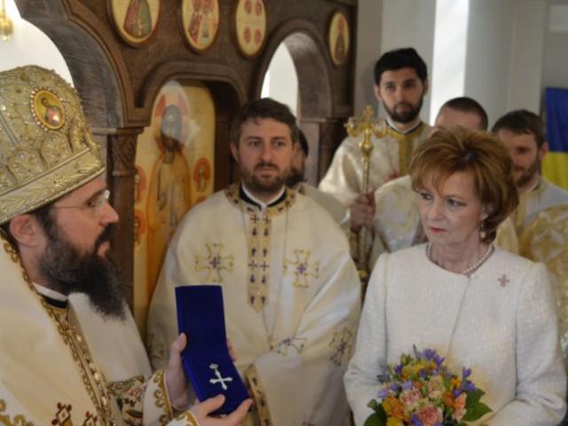 Crucea Nordului pentru Principesa Margareta a României