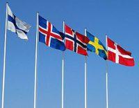 Despre drapelele scandinave