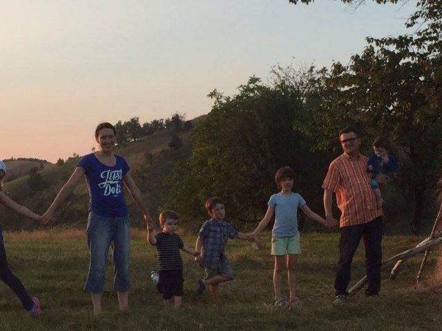 Familia Bodnariu se mută în România
