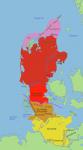 Iutlanda, Danemarca
