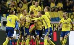 Fotbal: Suedia, victorie la limită în fața Italiei (1-0), in barajul pentru CM2018