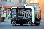 Primele autobuze care funcționează fără șofer au fost lansate în Stockholm
