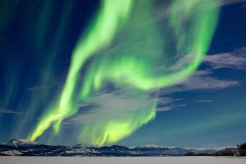 Cele mai frumoase locuri de unde sa admiri aurora boreala