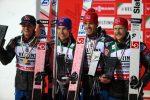 Sărituri cu schiurile: Norvegia, campioană mondială pe echipe