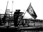 Submarinul cu care ar fi fugit Hitler în America de Sud a fost descoperit pe fundul mării lângă Danemarca