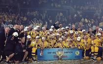 Hochei pe gheață: Suedia, campioană mondială pentru al doilea an consecutiv