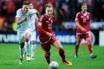 Danemarca a trimis pe teren un 11 de amatori, din care au facut parte un tamplar si un mecanic de barci, la meciul cu Slovacia