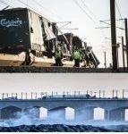Danemarca: Şase persoane decedate într-un accident feroviar pe podul Storebaelt