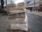 Personal care sa distribuie ziare – Danemarca