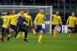 Suedia s-a calificat in optimile Campionatului Mondial de Fotbal 2018
